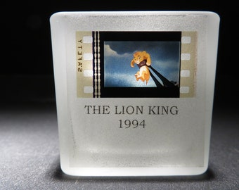 The Lion KIng - Glass Candle Votive