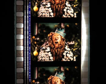 The Wizard of Oz - Bert Lahr/Cowardly Lion - Film Strip