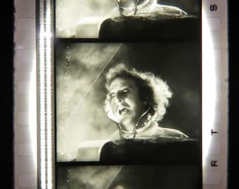 """Young Frankenstein - Gene Wilder - """"It's alive!"""" - Film Strip"""