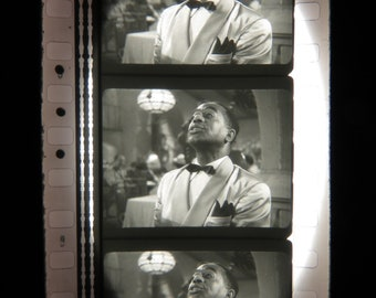 CASABLANCA - Dooley Wilson - Film Strip