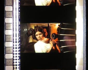 Star Wars - Carrie Fisher - Film Strip