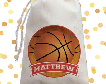 Basketball Birthday Party Favor Bags, Basketball Party Favor, Basketball Birthday Favors, Basketball Favor Bags, Basketball Party Decor Idea