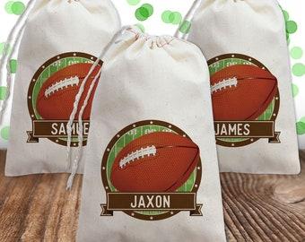 12 Mini Foam Stuffed Footballs Sports Birthday Party Goody Bag Favor Toy Supply