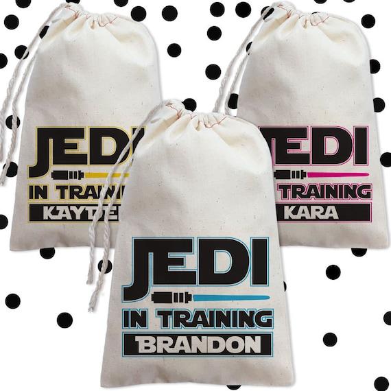 Star Wars Birthday Party Favors Jedi