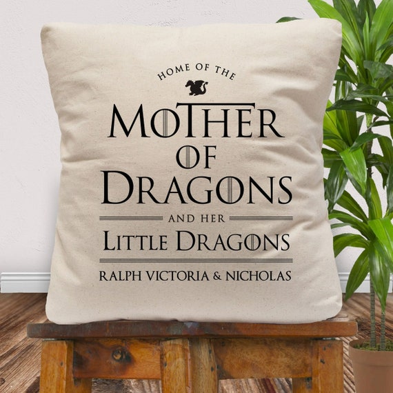 Game Of Thrones Pillow Game Of Thrones Home Decor Game Of Etsy