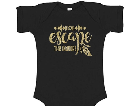Escape The Indoors Onesie
