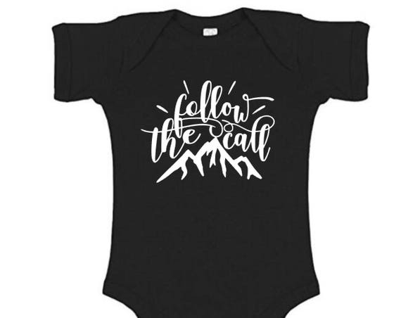 Follow The Call Onesie