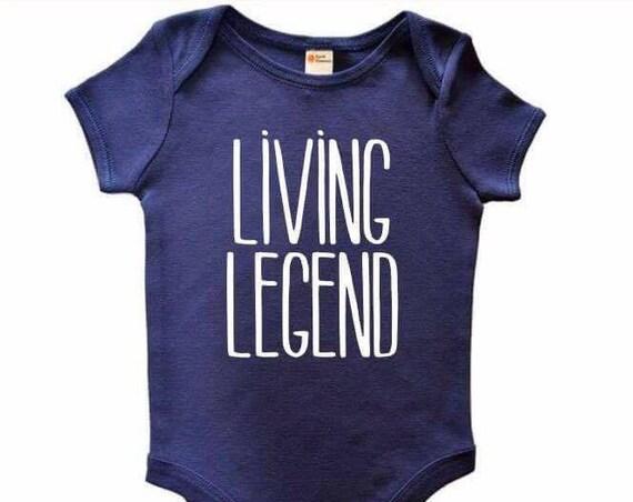 Living Legend Onesie