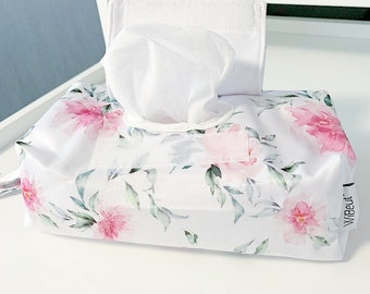 WiBeut® Premium Rose Wet Wipes Box Wet Wipes Bag Wet Wipes Box