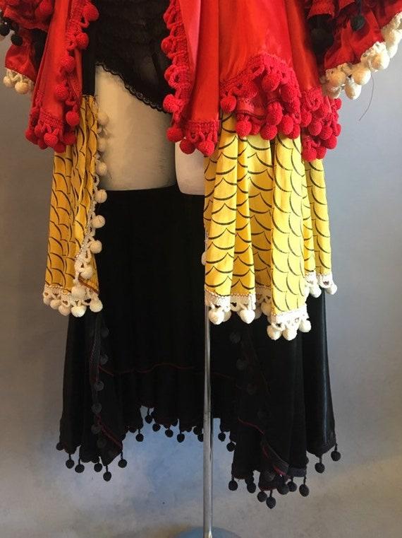 Carmen Miranda Costume / Vintage 1940s-1950s Cost… - image 5