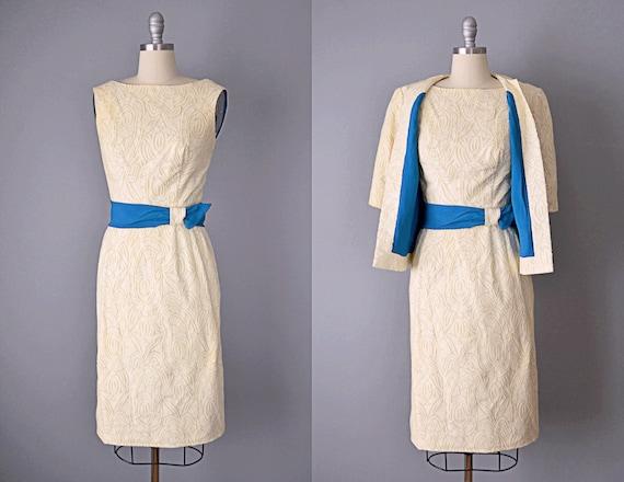 60s Dress & Jacket //Pat Premo 1960s Outfit // Sma