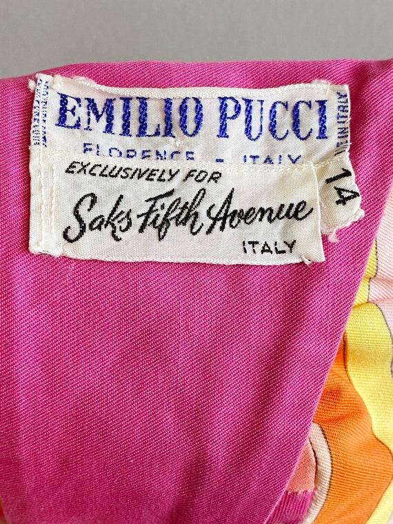 1960s Emilio Pucci Bikini / Vintage Pucci / Emili… - image 7