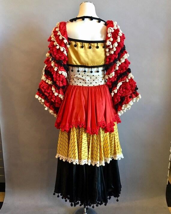 Carmen Miranda Costume / Vintage 1940s-1950s Cost… - image 7