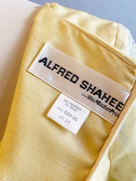 1960s Alfred Shaheen Dress / 60s Shaheen Dress / … - image 9