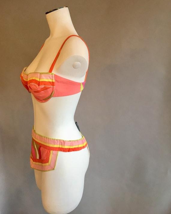 1960s Emilio Pucci Bikini / Vintage Pucci / Emili… - image 8