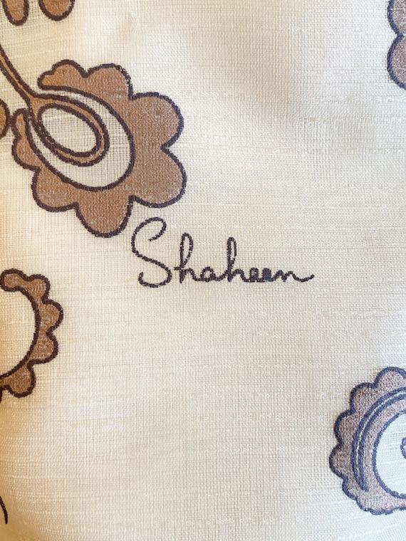 1960s Alfred Shaheen Dress / 60s Shaheen Dress / … - image 10