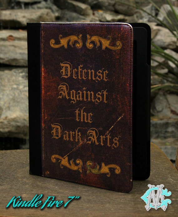 Defense Against The Dark Arts Spell Book Tablet Case Made To Etsy