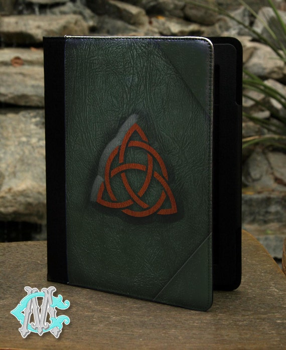 "Universal 9"" To 10"" Inch Tablet Case   Charmed Book Of Shadows Spell Book by Etsy"