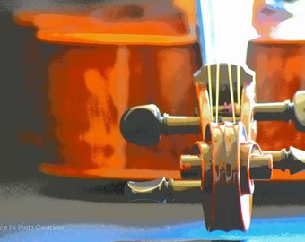 Cello Art Print, Classical Music Gift for Musician, Cello Photo, Musical Instrument Photo, Cello Photography, Contemporary Wall Art Symphony