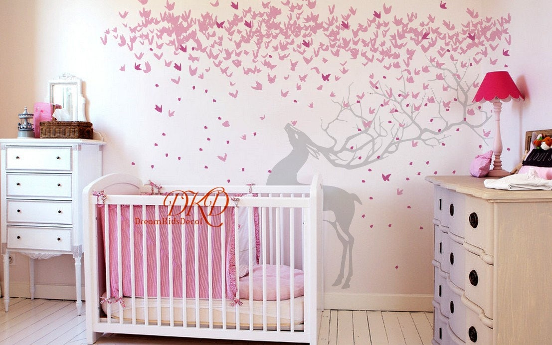 Wall Decal Nursery Removable Kids Wall Stickers Home Decor  Etsy