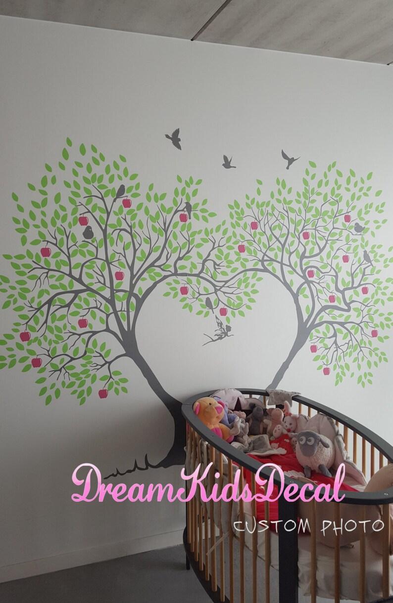 Wall Sticker Stickers muraux enfants crèche sticker mural | Etsy