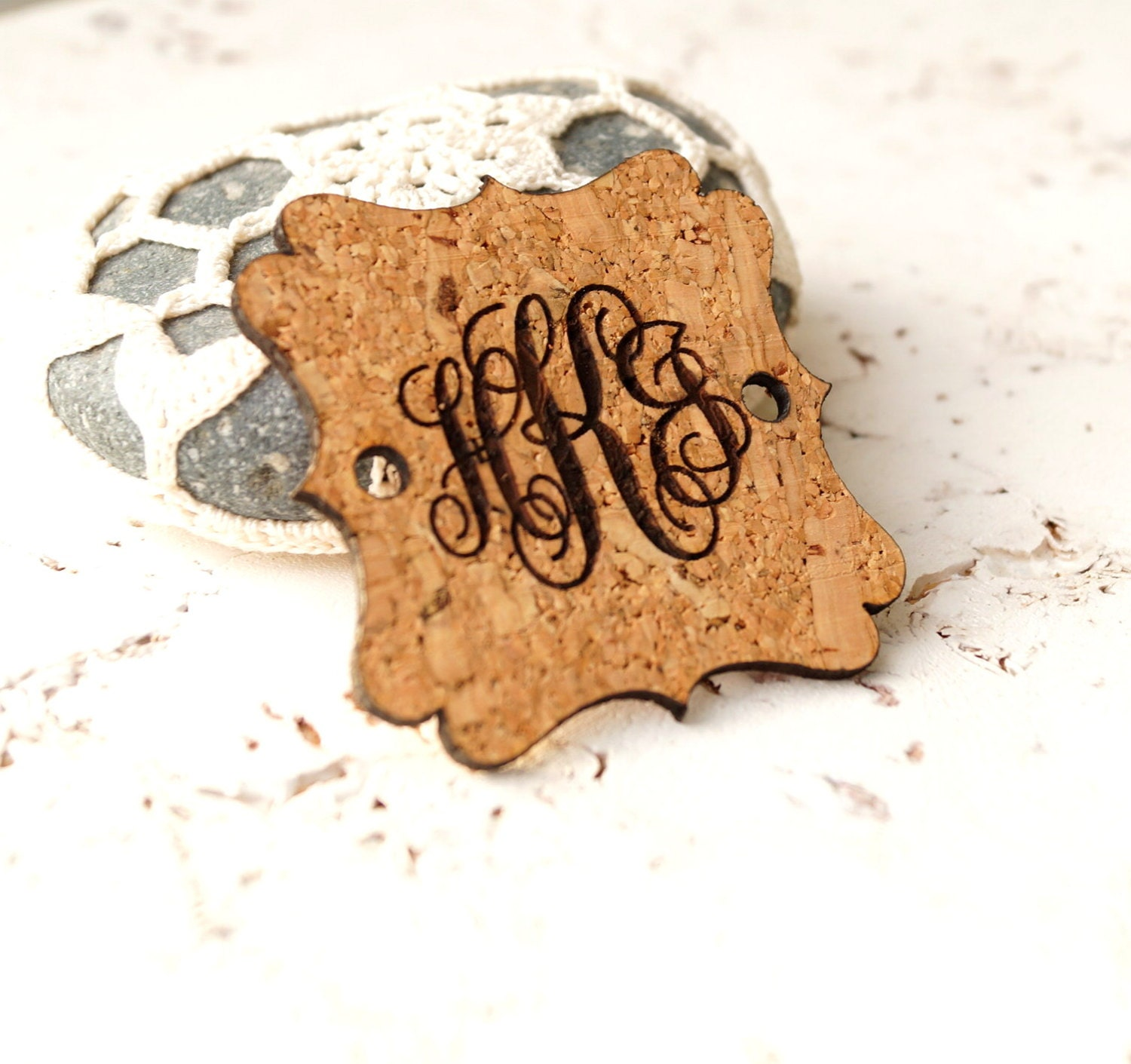 Cork Belly Band Tags For Wedding Invitations Wedding Favor Etsy