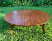 Round Coffee Table by Mersman