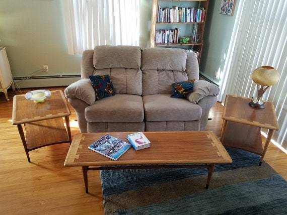 Surprising Beautiful Lane Acclaim Coffee Table And Two End Tables Ocoug Best Dining Table And Chair Ideas Images Ocougorg