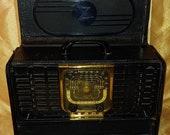 Vintage Zenith Radio Transoceanic 8G005 Short Wave Mid Century