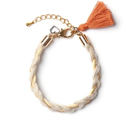 Rope bracelet ''Alana''