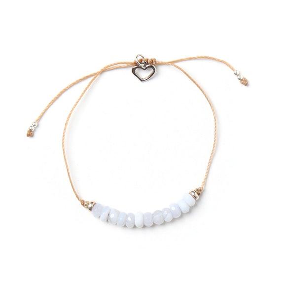 Lilac Bracelet
