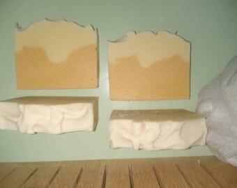 Lemongrass handmade soap, All natural Vegan soap, Pure and natural soap for men women and children,