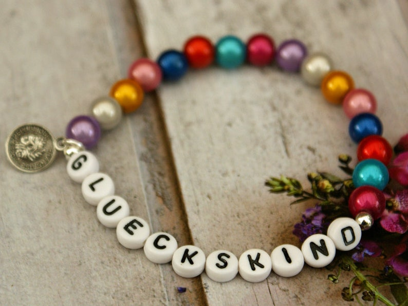 Happiness Bracelet for lucky kids