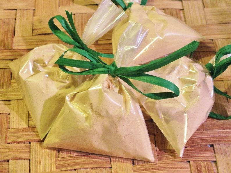 Iyerosun Powder for Ifa Divination Authentic Yoruba African Source Fine  Clean Powder