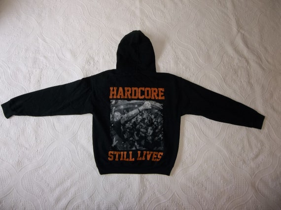 Retro Sweatshirt Hardcore Still Lives 2000s Hoody