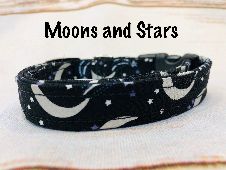 Martingale Dog collar STARS