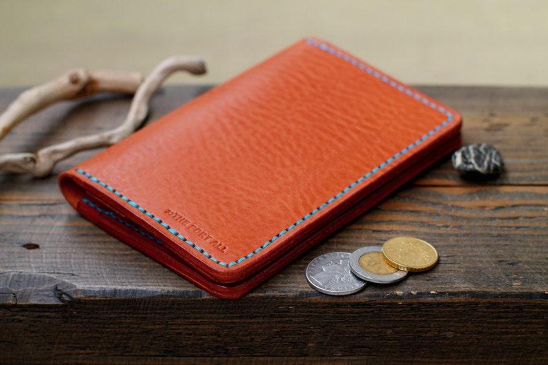 Leather Phone Case Wallet Mens Wallets Men's Leather  Etsy