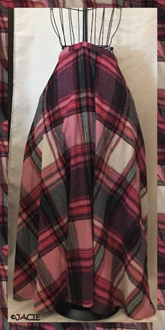 Vintage Wool skirt, 1970's