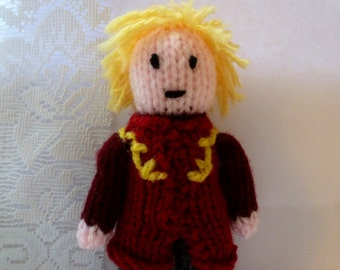 Tyrion Lannister (Game of Thrones) knitted doll