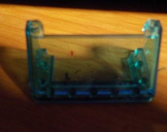 Lego 1 Trans Light Blue 3x6x2 Sloped Windshield car truck NEW