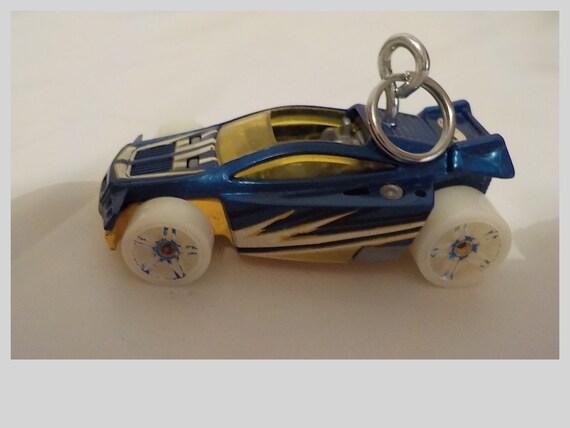 Hot Wheels Spectyle Custom Made Key Chain Zipper Pull Charm Etsy