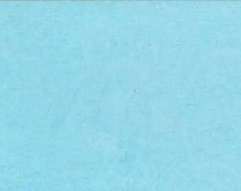 Hanji Paper bright blue