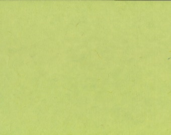 Hanji Paper bright green