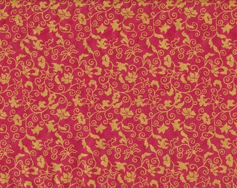 Hanji Paper red/gold
