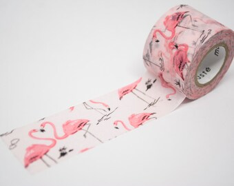 masking tape 25mm x 7m Flamingos