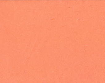 Hanji Paper bright orange