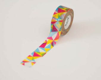 masking tape 15mm x 7m triangles