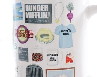 The Office Fan Gift Etsy