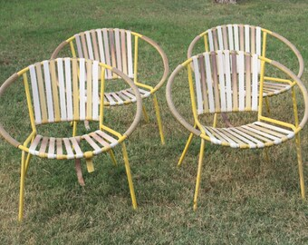 Vintage Hoop Chairs- Local Pickup Only in Bisbee, AZ