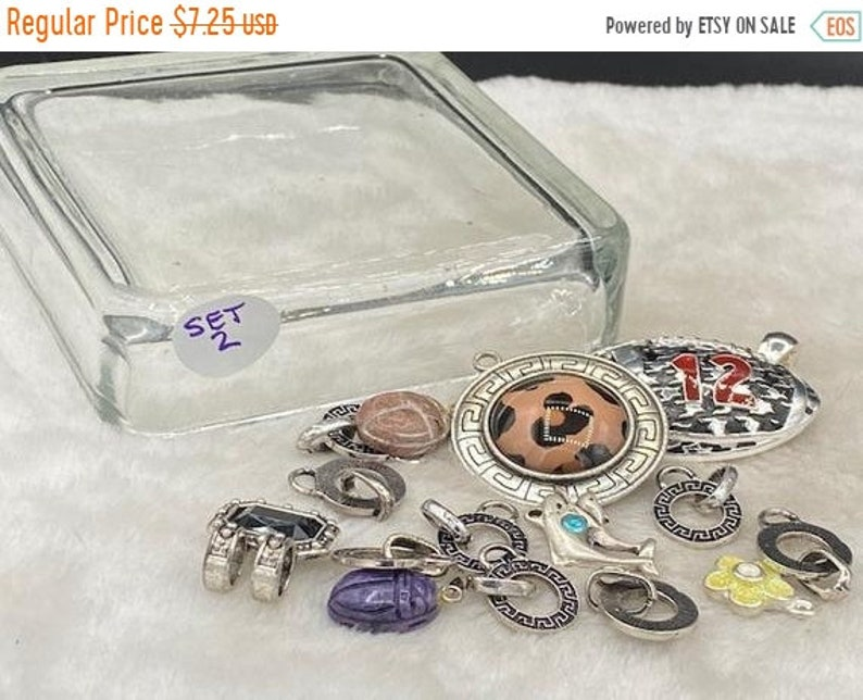 Variety Mix Packs Qty 15 Pc On Sale Now Overstock  Clearance Z6621 Zamak Pendants /& Charms For Leather Cords Or Chain